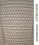 the perforated fabric is light... | Shutterstock . vector #1378576559