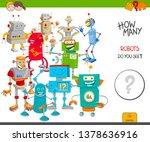 cartoon illustration of... | Shutterstock .eps vector #1378636916