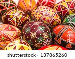Beautiful Easter Eggs With...