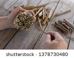 Do It Yourself Insect Hotel...