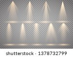 scene illumination collection ... | Shutterstock .eps vector #1378732799