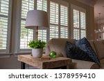 Beautiful Light Wooden Side...