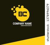 bc company linked letter logo...