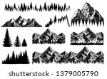 outdoor art hand drawn nature... | Shutterstock .eps vector #1379005790