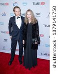Small photo of New York, NY - April 23, 2019: Ronan Farrow and Mia Farrow attend the TIME 100 Gala 2019 at Jazz at Lincoln Center