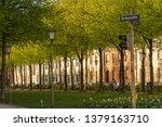 munich   april 19  2019  people ...   Shutterstock . vector #1379163710
