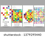 the minimalistic vector... | Shutterstock .eps vector #1379295440