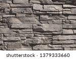 brick wall texture or...   Shutterstock . vector #1379333660