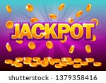 jackpot and falling from the...