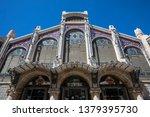 valencia  spain   april 11th...   Shutterstock . vector #1379395730