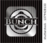 bunch silver emblem or badge   Shutterstock .eps vector #1379428133