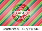 blow out christmas colors...   Shutterstock .eps vector #1379449433