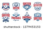 european football classic... | Shutterstock .eps vector #1379453153