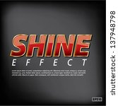 Shine Text Effect