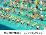 small toy soldiers | Shutterstock . vector #1379519993