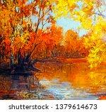 Bright  Colorful Autumn...