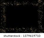 music notes symbols flying... | Shutterstock .eps vector #1379619710