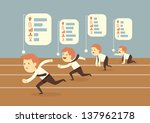competition | Shutterstock .eps vector #137962178
