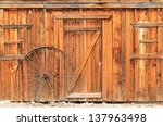 Old Building Livery Stable Wal...