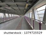 transportation walkway  sky... | Shutterstock . vector #1379725529