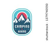 camping   hiking   concept... | Shutterstock .eps vector #1379740550