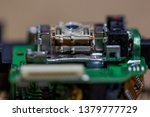 disassembled electrical...   Shutterstock . vector #1379777729