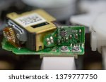disassembled electrical...   Shutterstock . vector #1379777750