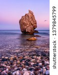 Aphrodite\'s Rock Or Petra Tou...