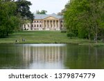 View On The Lake And Mansion I...