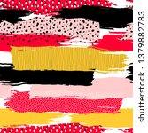 template seamless abstract... | Shutterstock .eps vector #1379882783