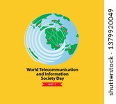 world telecommunication and... | Shutterstock .eps vector #1379920049