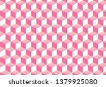 abstract geometric pattern with ... | Shutterstock .eps vector #1379925080