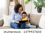 family  motherhood and... | Shutterstock . vector #1379927603