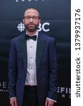 Small photo of TORONTO, CANADA - MARCH 31, 2019: Jacob Tierney at 2019 Canadian Screen Awards.