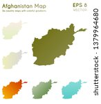 Map Of Afghanistan With...