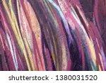 fibreboard with purple yellow...   Shutterstock . vector #1380031520