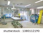 hospital pediatrics urgencies... | Shutterstock . vector #1380112190
