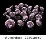 diamond champagne  high... | Shutterstock . vector #138018560