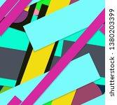 flat material design   creative ... | Shutterstock .eps vector #1380203399
