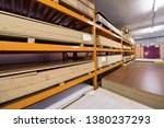 production department of a big... | Shutterstock . vector #1380237293
