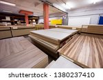 production department of a big... | Shutterstock . vector #1380237410