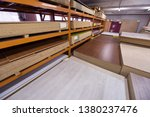 production department of a big... | Shutterstock . vector #1380237476