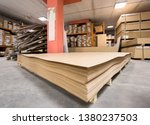production department of a big... | Shutterstock . vector #1380237503