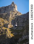 Cable Car To Table Mountain In...