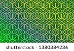 geometric pattern stylish... | Shutterstock .eps vector #1380384236