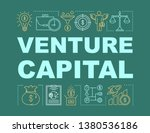 venture capital word concepts...