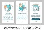 startup testing onboarding... | Shutterstock .eps vector #1380536249