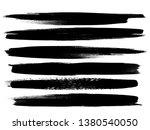 grunge paint roller . vector... | Shutterstock .eps vector #1380540050