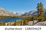 Pristine Mountain Lake In The...