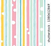 vector background with vertical ... | Shutterstock .eps vector #1380612869